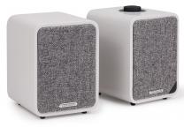 Ruark Audio MR1 MkII Desktop Bluetooth Speaker - Soft Grey