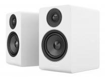 Acoustic Energy AE100 - Compact Standmount / Bookshelf Speaker (Pair) - Satin White
