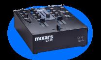 Mixars CUT MKII - Essential 2-Channel Scratch Mixer