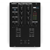 Reloop RMX-10BT- Compact 2 Channel DJ Mixer with Bluetooth