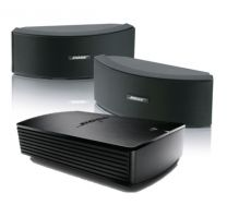Bose SA-5 + Bose 151 Black Outdoor Speakers Bundle