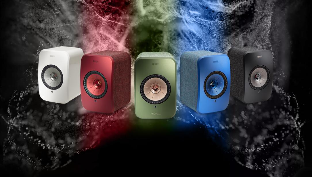 LSX speaker colours
