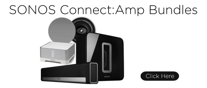 Sonos Connect:Amp Bundles