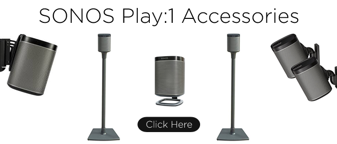 Sonos Play:1 Accessories