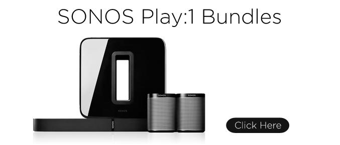 Sonos Play:1 Bundles