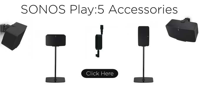 Sonos Play:5 Accessories