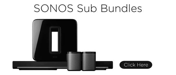 Sonos Sub Bundles