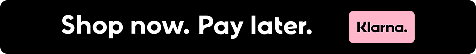 Shop now. Pay later with Klarna