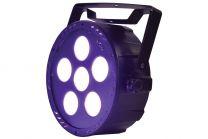 QTX PAR-180 High Power RGB PAR Light with IR Remote + UV Light
