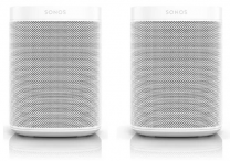 Sonos One SL - Stereo Pairing Wireless Speaker - Paired Bundle (White)