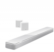 Bose Soundbar 700 + Surround Speakers Bundle - White