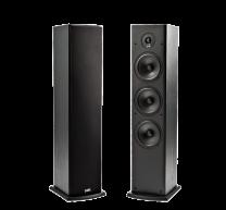 Polk T-Series T50 Floor Standing Speakers - Black