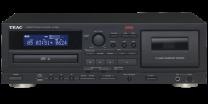 TEAC AD-850 CD/ Cassette deck player & recorder