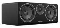 Acoustic Energy AE107 - 2-Way Centre Loudspeaker (Single) - Satin Black