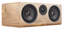 Acoustic Energy AE107 - 2-Way Centre Loudspeaker (Single) - Walnut Vinyl Veneer