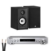 Pioneer SX-S30DAB Network Stereo Receiver + Triangle Borea BR02 Bookshelf Speaker