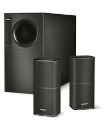 Bose Acoustimass 5 Series V Stereo Speaker System Black OPEN BOX