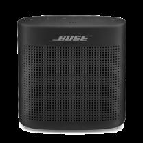 BOSE Soundlink Color II Bluetooth Speaker - Soft Black