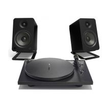 Pro-ject Primary E Phono Turntable + Kanto YU Active Speaker Bundle