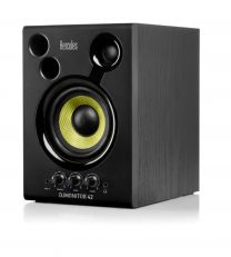 Hercules DJ Monitor 42 - Active Powered Studio Desktop Speaker - Pair