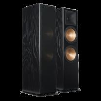 Klipsch RF-7 III Floorstanding Speakers - Black Ash