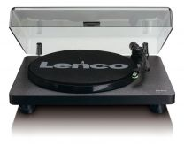 Lenco L-30 - Turntable with Auto-Stop and PC Encoding - Black