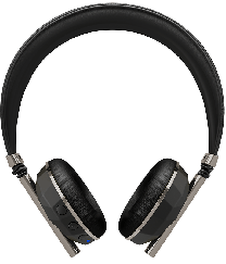 Caeden Linea Nº10 Bluetooth Wireless On Ear Carbon & Gunmetal Headphones