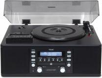 TEAC LP-R550USB Turntable/Radio/CD/Vinyl/Cassette and USB CopyStation