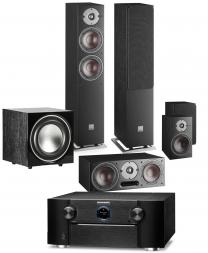 Marantz SR8015 AV Receiver with Dali Oberon 5 5.1 Speaker Package