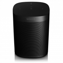 Sonos One (Gen 2) - with Amazon Alexa Voice Control - Black