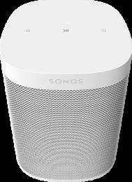 Sonos One SL - Stereo Pairing Wireless Speaker - White