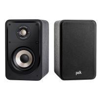 Polk S15E Compact Satellite Surround Speakers - Black