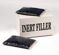 CustomDesign Inert filler for speaker stands