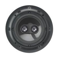 """Q Install Performance 6.5"""" In-Ceiling single stereo speaker"""