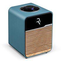 Ruark Audio R1 MK4 Bluetooth Speaker - Limited Edition Beach Hut Blue