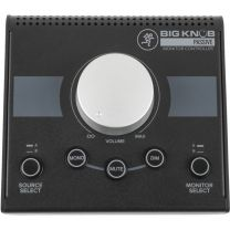 Mackie Big Knob Passive - Compact Studio Monitor Speaker Controller Interface
