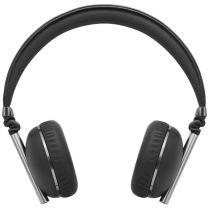 Caeden Linea N°1 On-Ear Headphone, Faceted Carbon & Gunmetal