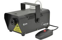 QTX QTFX-400  400W Fog Machine + 1 Litre Fog Fluid