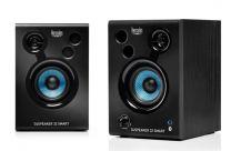 Hercules DJ Monitor 32 Smart - Active Bluetooth Studio Desktop Speaker - Pair