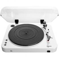 Lenco L-85 - USB Direct Recording Turntable - White