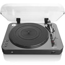 Lenco L-85 - USB Direct Recording Turntable - Black