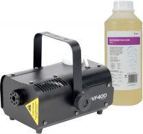 ADJ VF400 Fog Machine with Fluid 1L