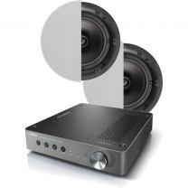 Yamaha WXA-50 Wireless Streaming Amplifier + QI65C Speakers