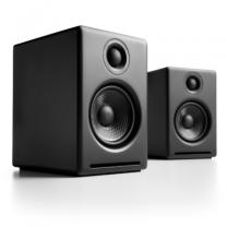 Audioengine A2+ Wireless Speaker System - Satin Black