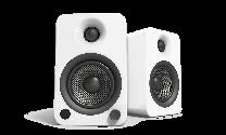 Kanto Audio YU4 - Powered Speakers - Matte White
