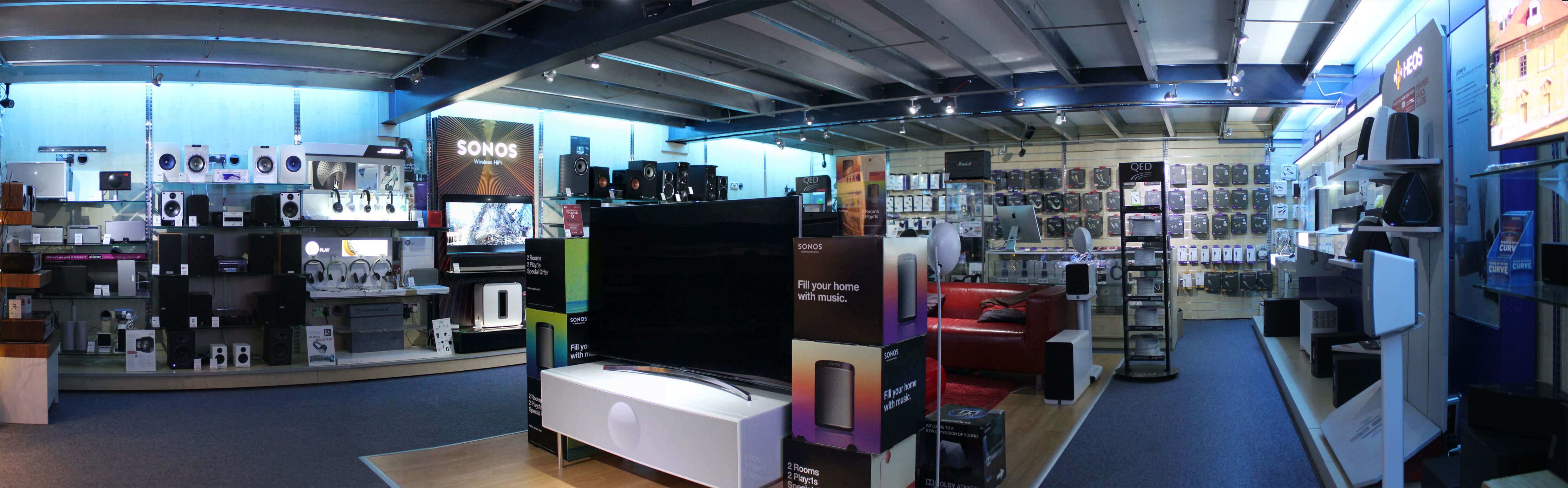 Home Audio Visual Store
